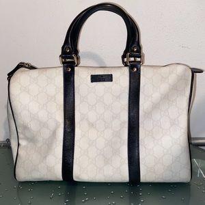 """Gucci Joy Boston GG Monogram Medium Bag 13""""x9""""x7"""""""